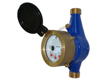 China Brass G1B Volumetric Flow Meter Magnetic Protection Thread Industrial supplier