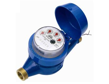 China R160 Class C Residential Water Meter Multi Jet Magnetic Drive Super Dry Dial supplier