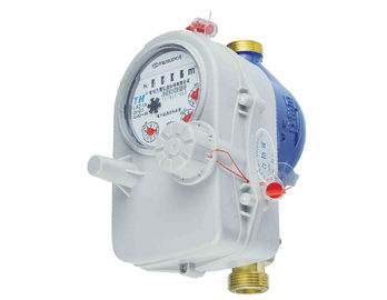 China Wireless Nb Iot Automatic Water Meter R80 Brass Housing Control Valve supplier