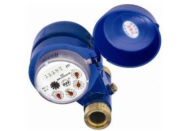 China Residential Class B Multi Jet Water Meter ISO 4064 Grey Iron Housing For Smaller Port supplier