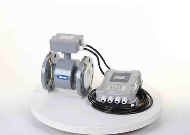 China HVAC Electromagnetic Flow Meter Energy Metering CR Liner DN50 - DN300 supplier