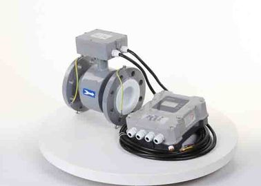 China 220v Ac / 24v Dc Magnetic Water Meter For Residential Water Monitoring supplier
