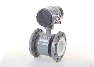 China Ultrasonic Industrial Water Flow Meter With Pn16 Pn25 Pn40 Mpa Pressure Rating supplier