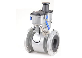 China High Accuracy Electromagnetic Water Meter Battery Powered ISO4064 Approval supplier
