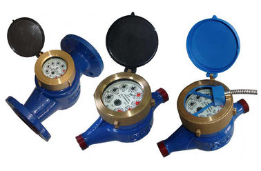 China Liquid Seal Magnetic Drive Multi Jet Water Meter DN20 ISO4064 For Residential distributor