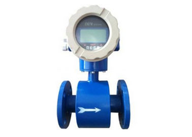 China Bacnet Signal Output External Flow Meter , 25-600mm ISO9001 Magnetic Flowmeter factory