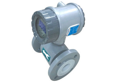 China Low Power 100-240VAC ElectroMagnetic Flow Meter Cooling Supply Management factory