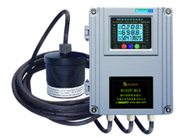China Ultrasonic Open Channel Flow meter Converter Remote For Wastewater Measurement distributor