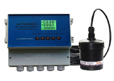 China RS485 Doppler Ultrasonic Flow Meter , Transit Time Fluid Flow Meter distributor