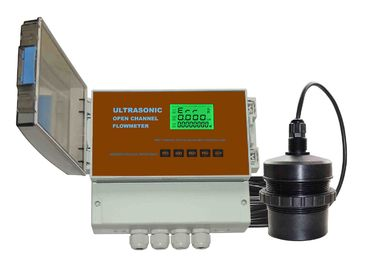 China Clamp On Doppler Ultrasonic Flow Meter Four Transient Flow For Industrial distributor