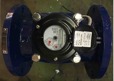 China Commercial 6 Inch Woltman Water Meter Portable ISO 4064 For Industrial distributor