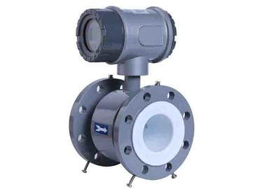 China Battery Powered Electromagnetic Water Flow Meter For Industrial R200 Class B distributor