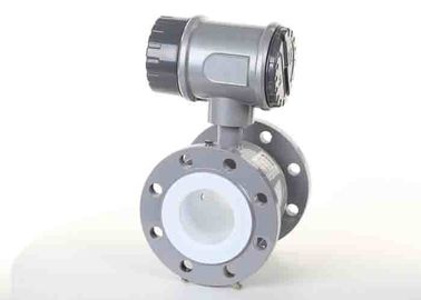 China Vortex Shedding Industrial Water Flow Meter With Remote / Compact Totalizer factory