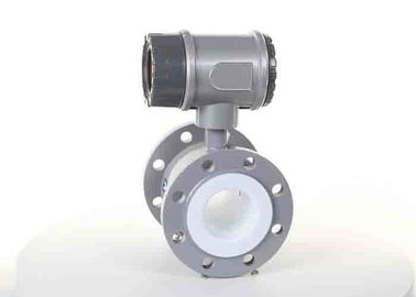 China Turbine Industrial Water Flow Meter For Municipal Water Utility And Food Industry factory