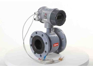 China High Accuracy Vortex Wastewater Flow Meter With Flanges Port Connection distributor