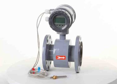 China Pn16mpa Sanitary Turbine / Digital Water Flow Meter For Water Utility Billing factory